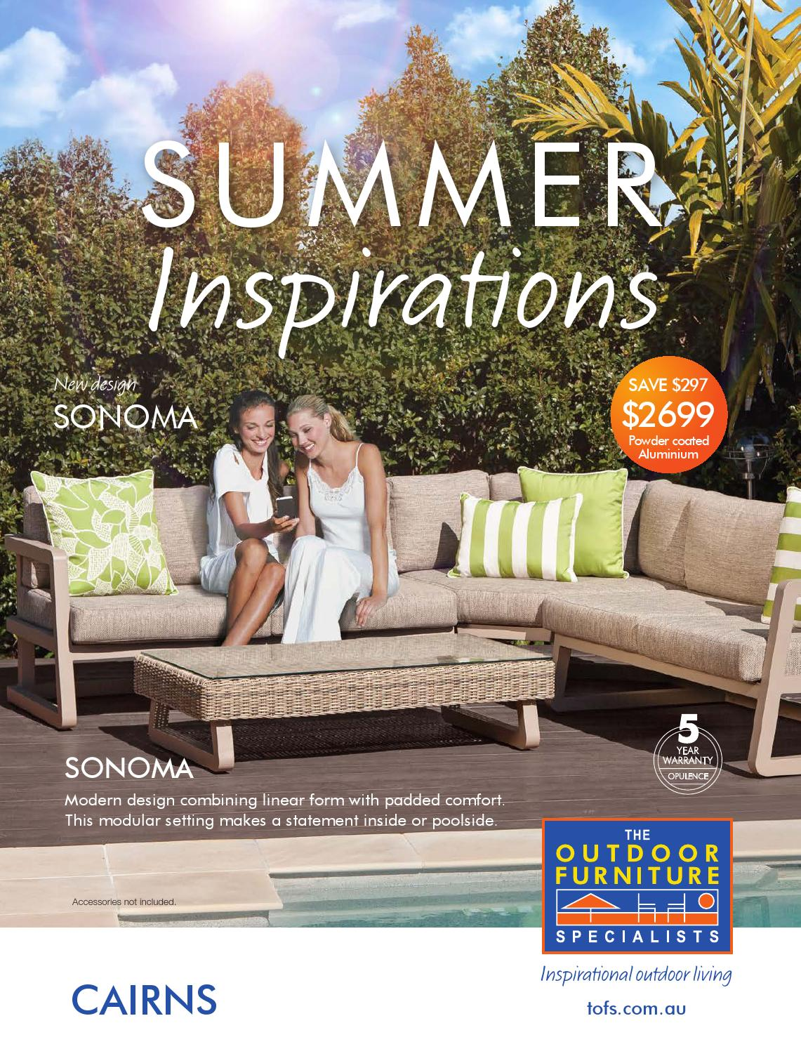 The Outdoor Furniture Specialists Cairns