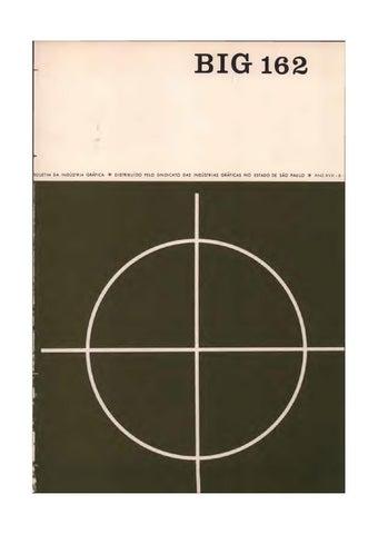 5ecf19f0c Boletim da Indústria Gráfica (BIG) - Edição 162 - 1965 by Abigraf ...