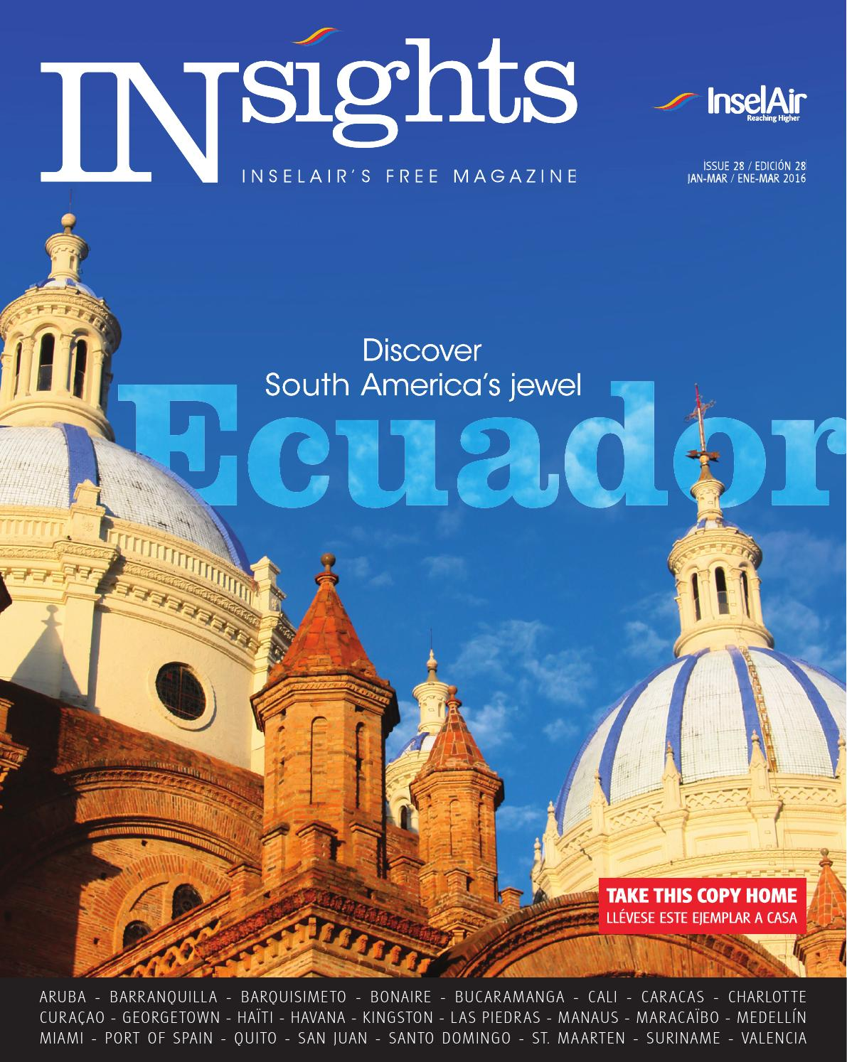 Insights 28 By Inselair S Inflight Magazine Published By One  # Hop Muebles San Justo