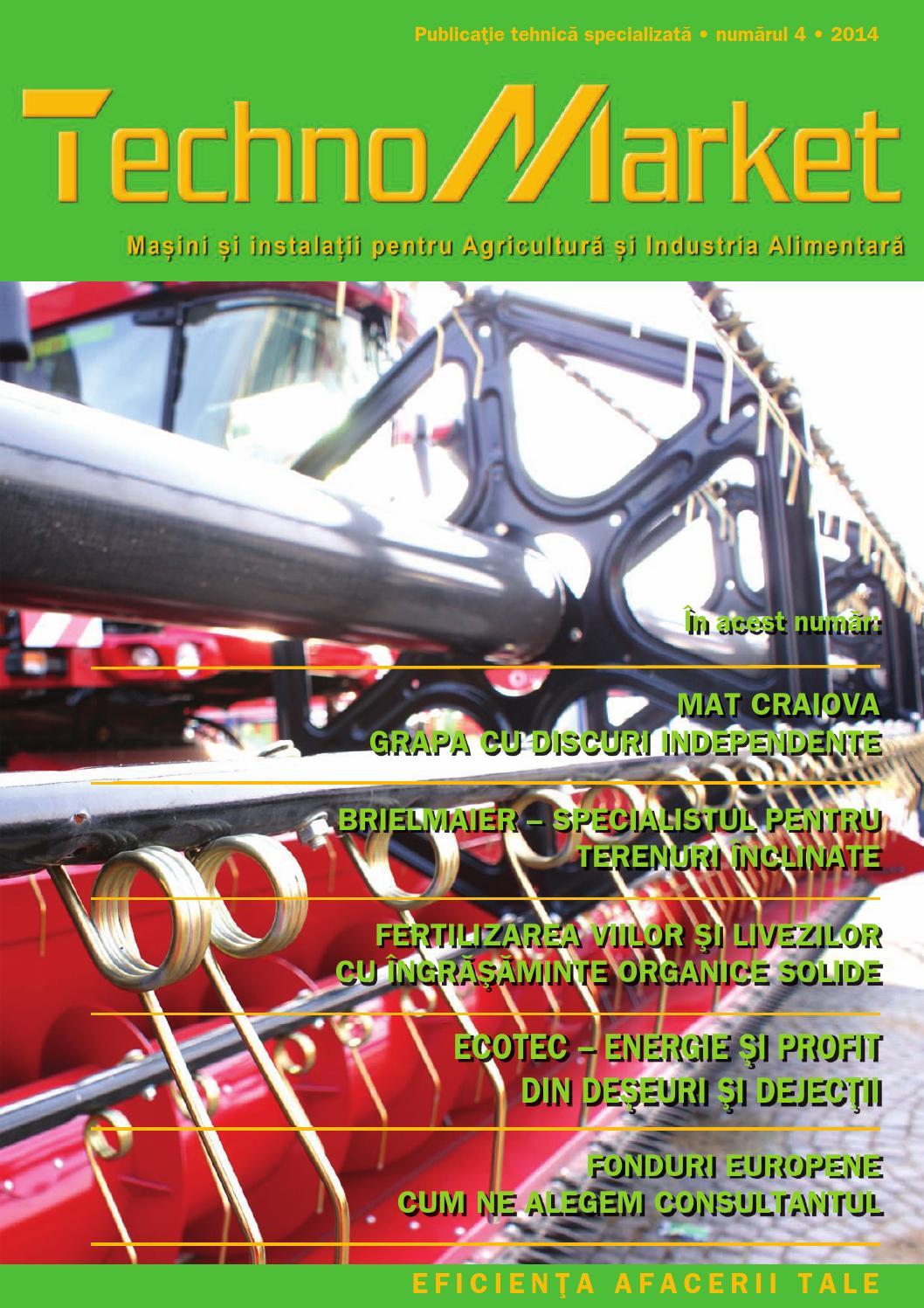 Revista T&T - Tehnică și Tehnologie nr. 6/ (96) by TEHNIC MEDIA - Issuu