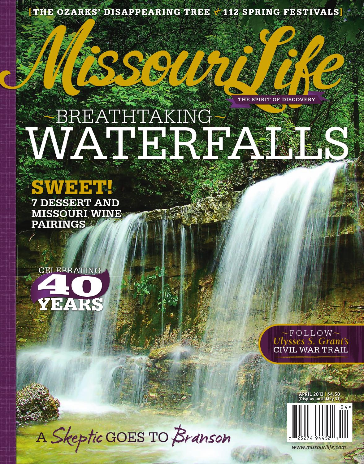 Missouri life aprilmay 2013 by missouri life magazine issuu fandeluxe Image collections