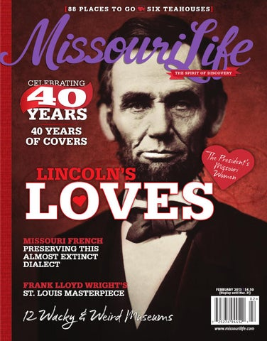 74fed9df0a8 Missouri Life February March 2013 by Missouri Life Magazine - issuu