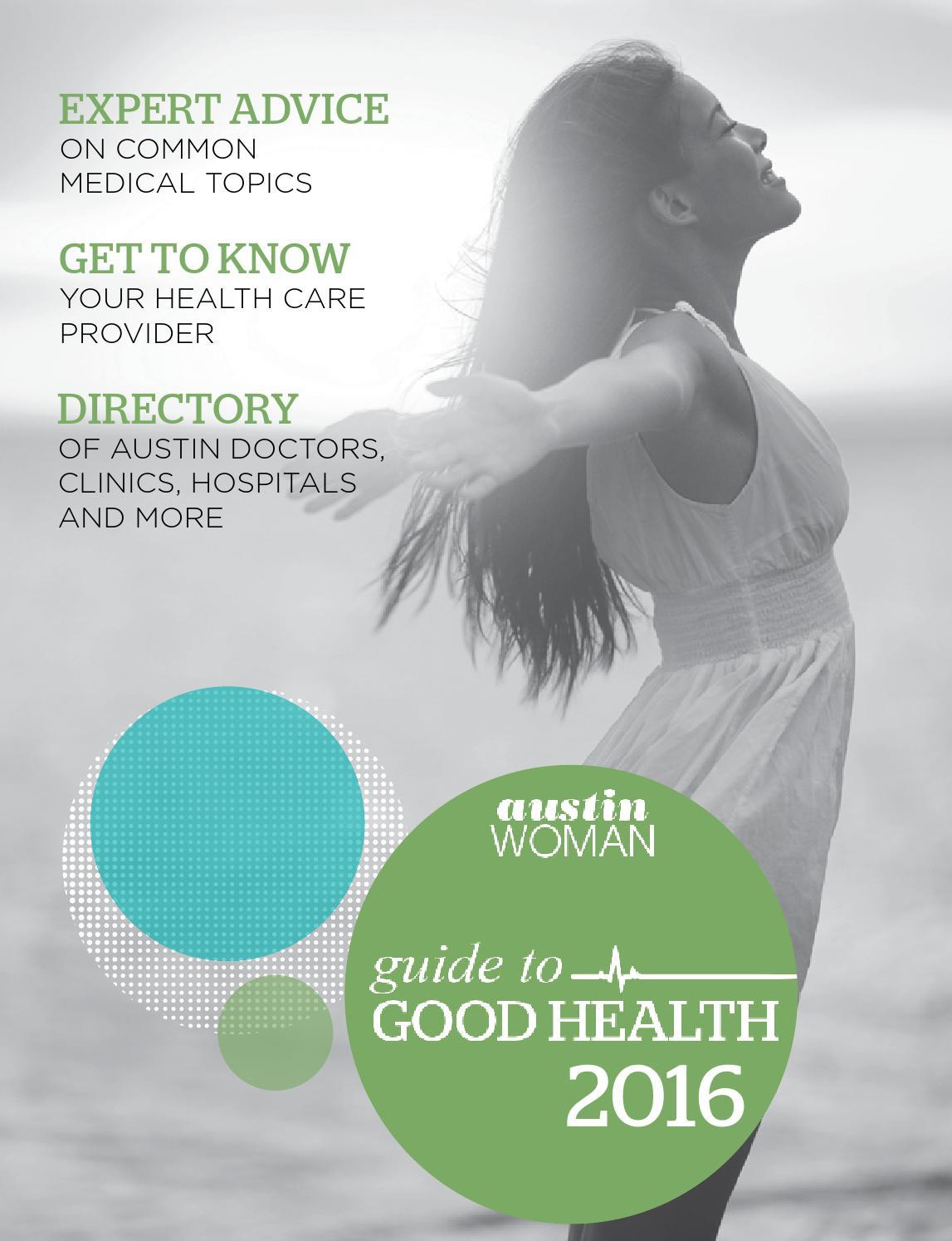 GTGH 2016 by Austin Woman magazine - issuu