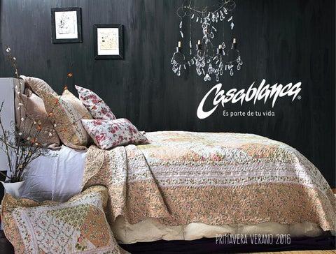 21375298b78 Catálogo Primavera Verano 2016 by Casablanca Blanqueria - issuu