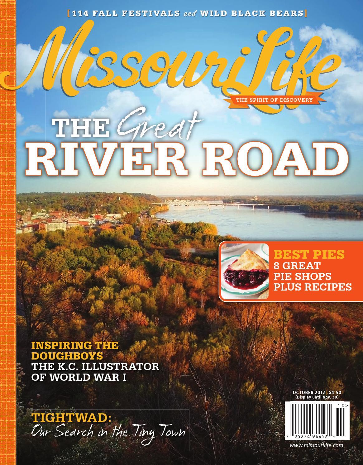Missouri Life October/November 2012 by Missouri Life Magazine - issuu