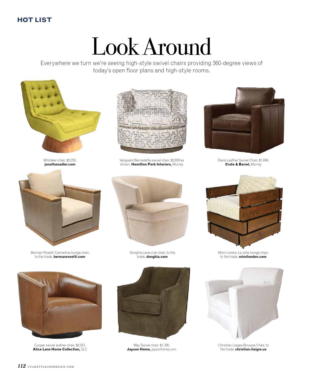 Cool Utah Style Design Winter 2016 By Utah Style Design Issuu Ibusinesslaw Wood Chair Design Ideas Ibusinesslaworg