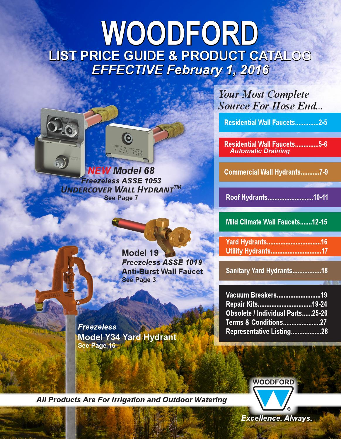 Woodford 2016 Price Guide By Wcm Industries Inc Issuu