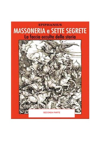 Massoneria e sette segrete - seconda parte by Nino - issuu 112c07557ad