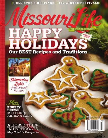 Missouri Life December 2012january 2013 By Missouri Life Magazine