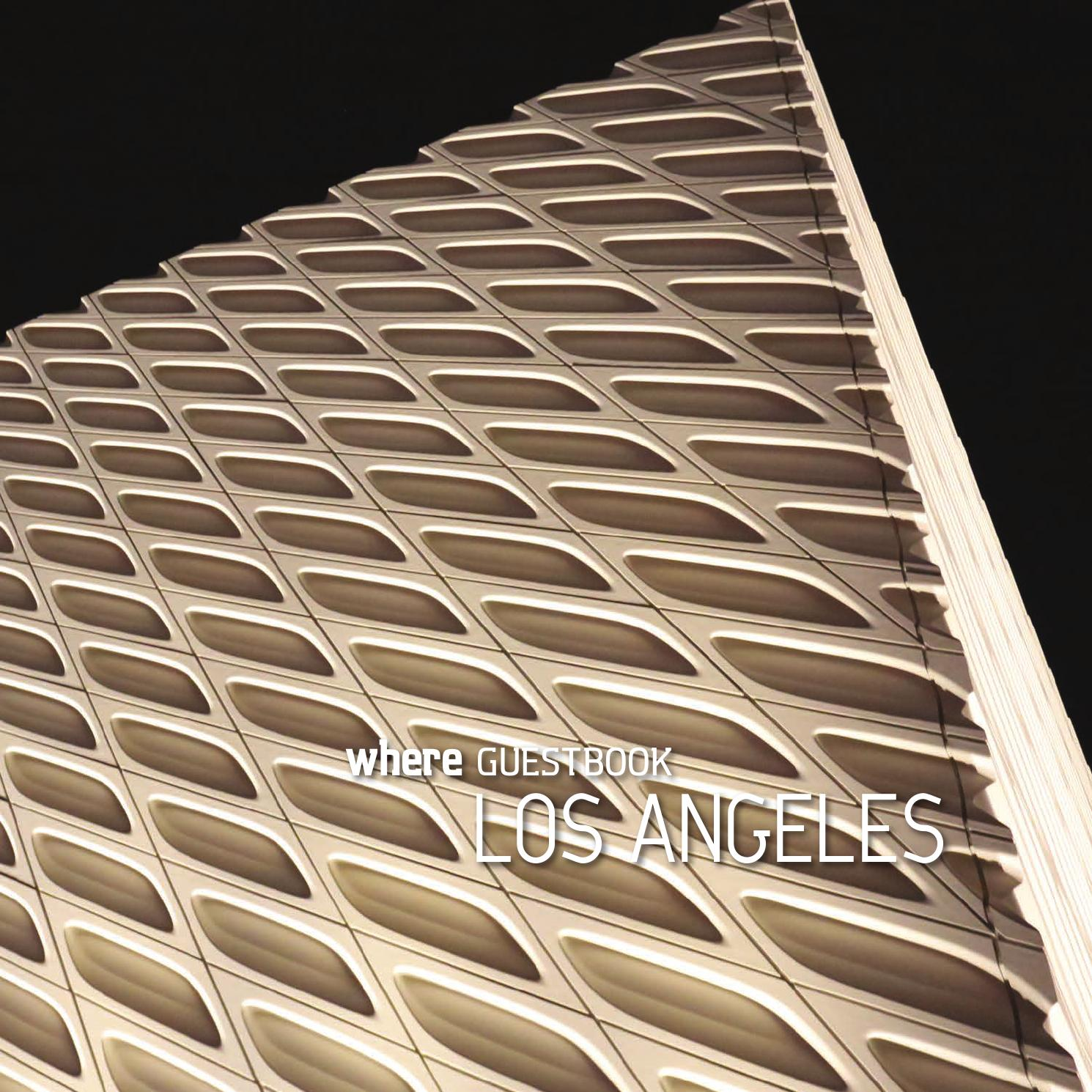 Where GuestBook Los Angeles 2018 by SoCalMedia issuu
