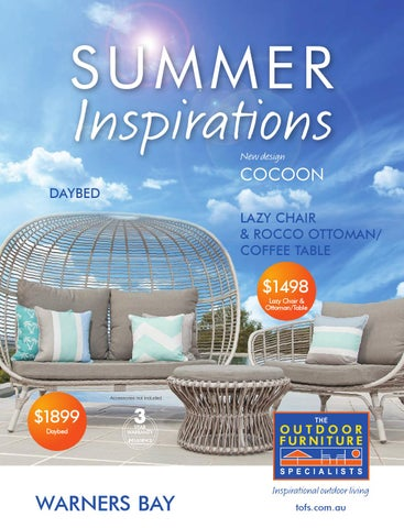 Awesome The Outdoor Furniture Specialists   Warners Bay. Summer Inspirations  Catalogue Part 13