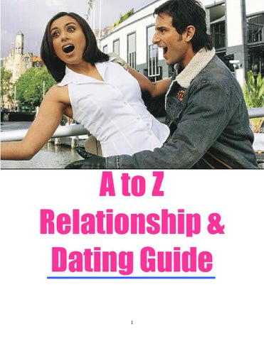 A2Z dating