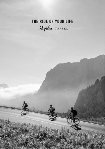 Rapha travel brochure 2016 by Jonathan Hines - issuu a0be4d385
