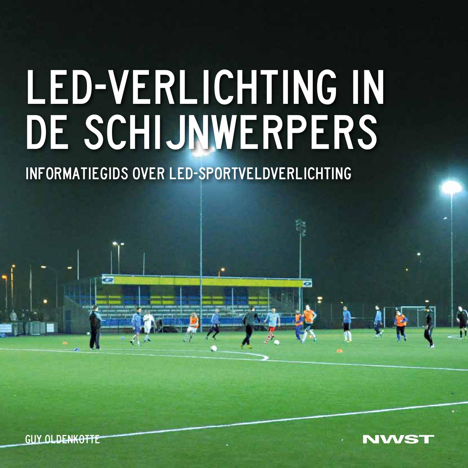 Led-verlichting in de schijnwerpers by NWST NeWSTories - issuu