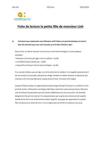 TÉLÉCHARGER LA PETITE FILLE DE MONSIEUR LINH