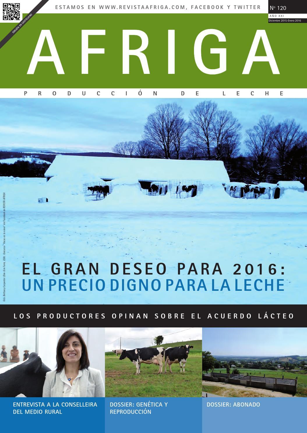 AFRIGA 120 Edición en castellano by TRANSMEDIA COMUNICACIÓN - issuu