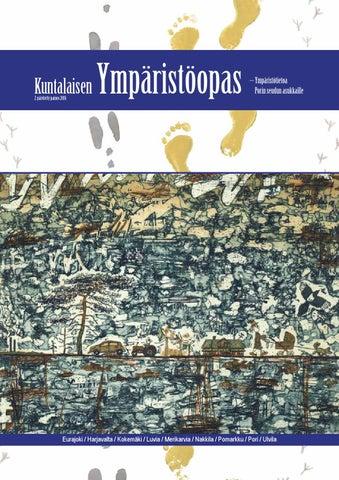 Kuntalaisen ympäristöopas 2016 by Porin kaupunki 5c3701033a