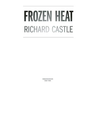 05dadaa60 4 frozen heat richard castle by lynch_shadow - issuu
