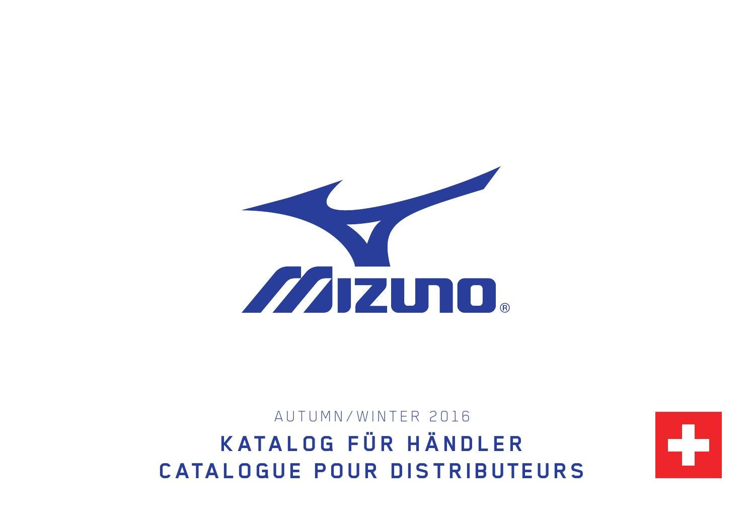 e9016e329bf3 Mizuno AW16/17 catalogue by Mizuno Switzerland - issuu