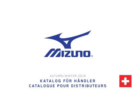8d6ac60aba Mizuno AW16/17 catalogue by Mizuno Switzerland - issuu