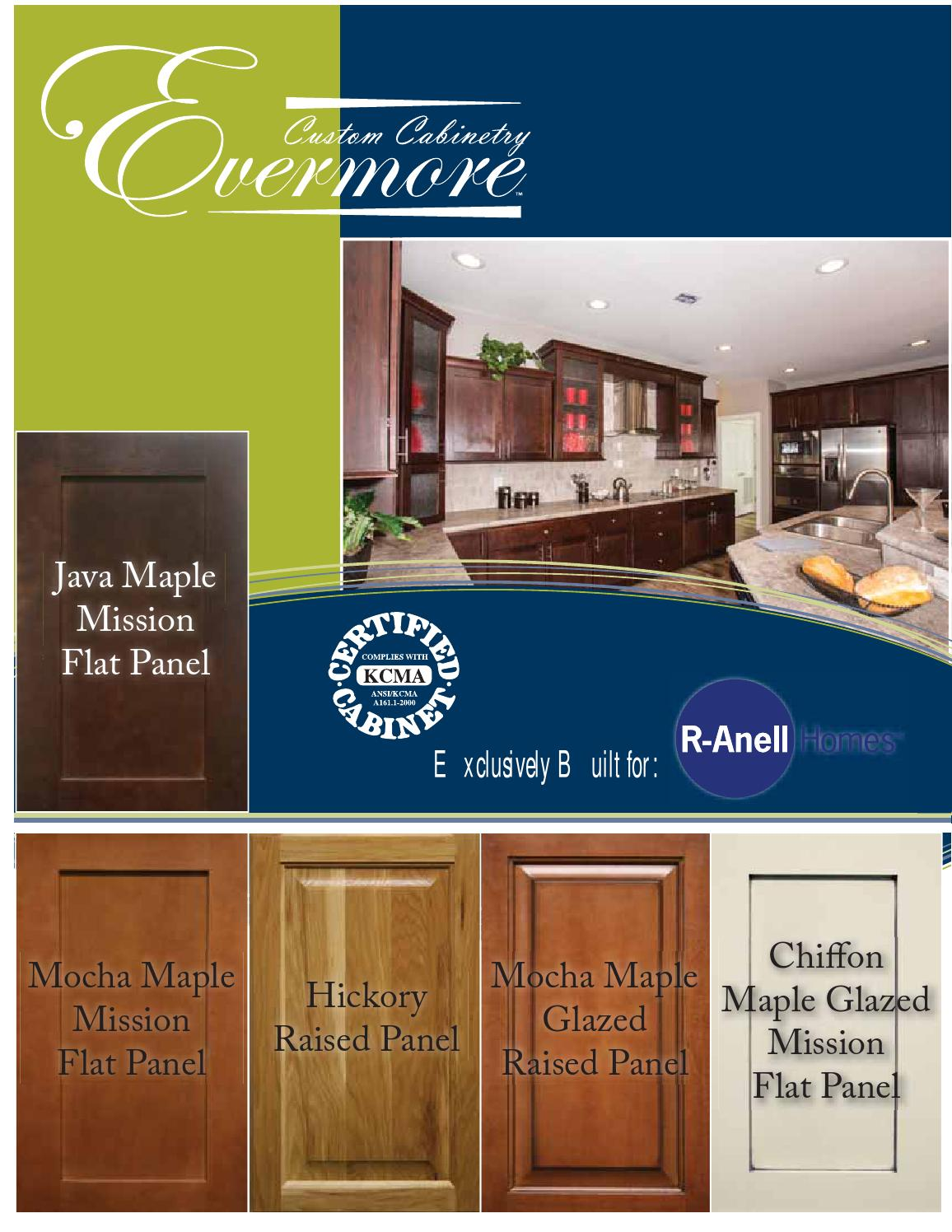 R Anell Evermore Kcma Custom Cabinetry By The Commodore