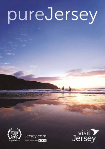 Pure Jersey Holiday Brochure 2016