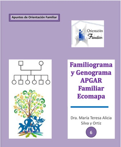 6. Familiograma, Genograma, APGAR familiar y Ecomapa Familiar. by ...