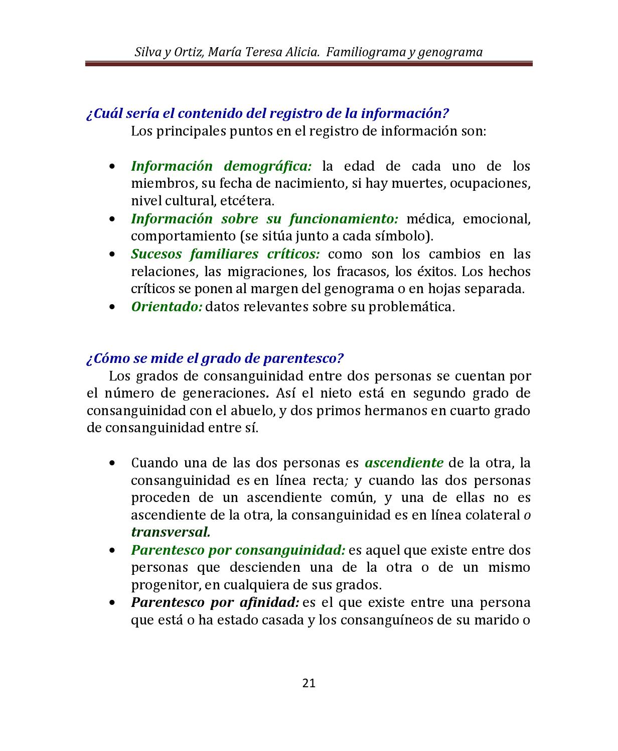 6. Familiograma, Genograma, APGAR familiar y Ecomapa Familiar. by ...
