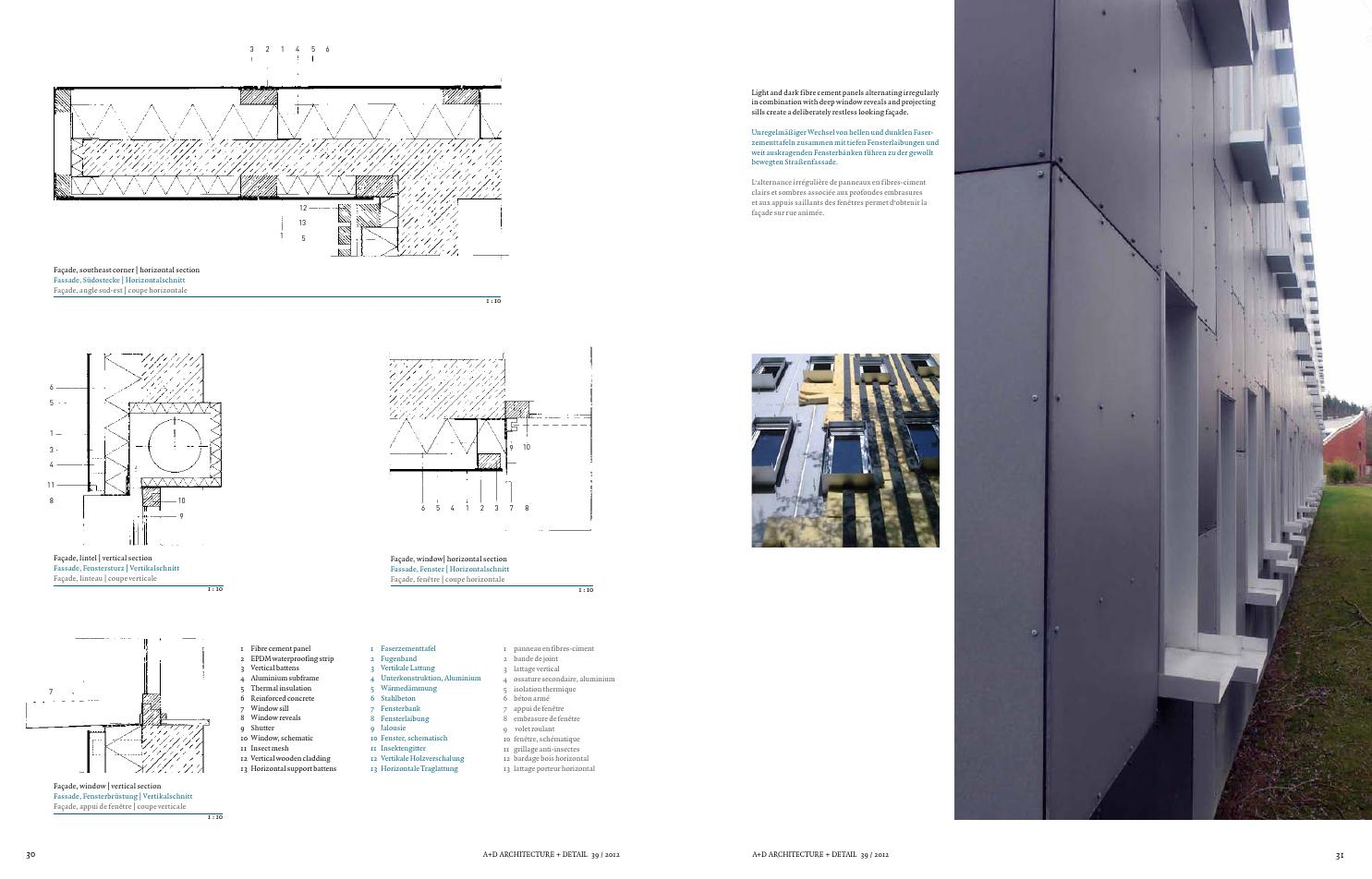 Architecture Detail Magazine Issue 39 By Engineered Assemblies