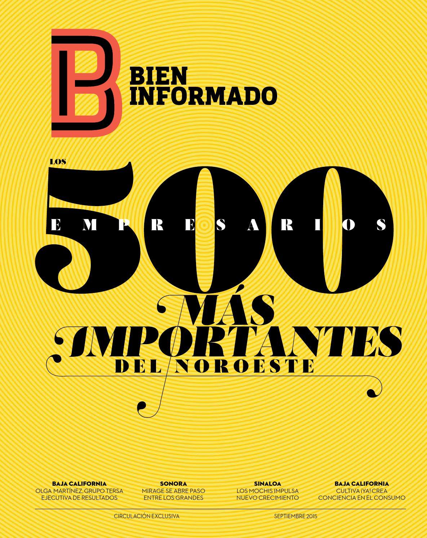 Baja California Septiembre by Bien Informado - issuu