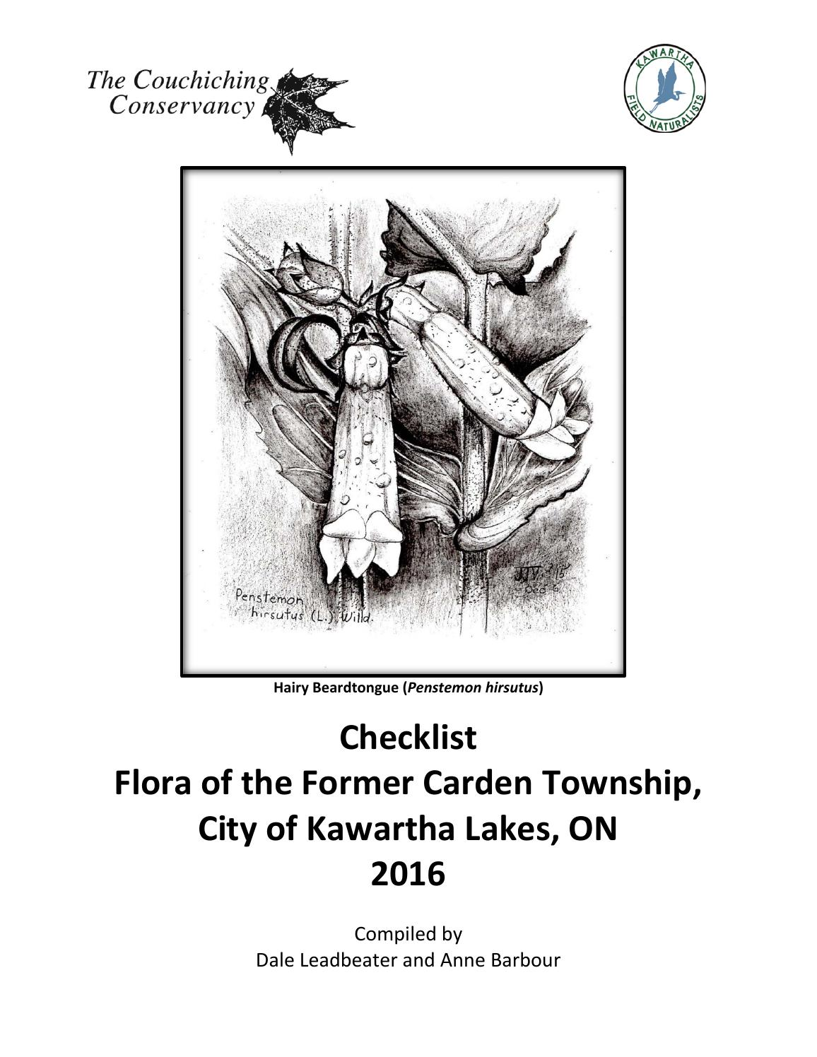 Adult Guide Kawartha Lakes