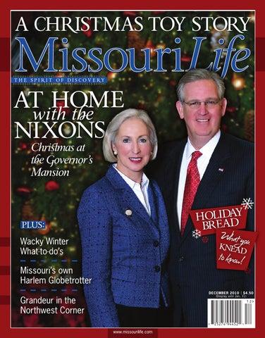Missouri Life December 2010january 2011 By Missouri Life Magazine