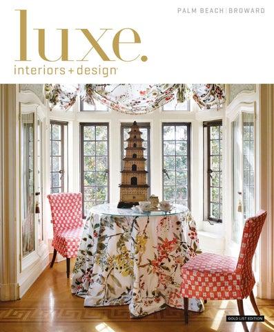 Luxe Magazine January 2016 Palm Beach By SANDOW®   Issuu