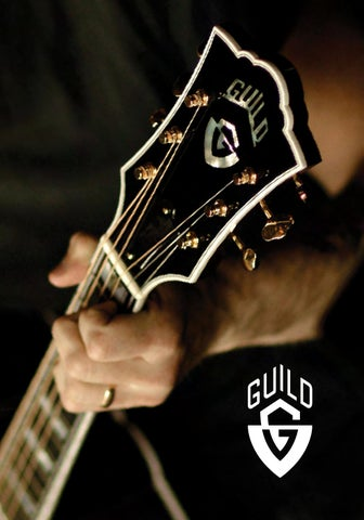Guild Guitars 2016 By
