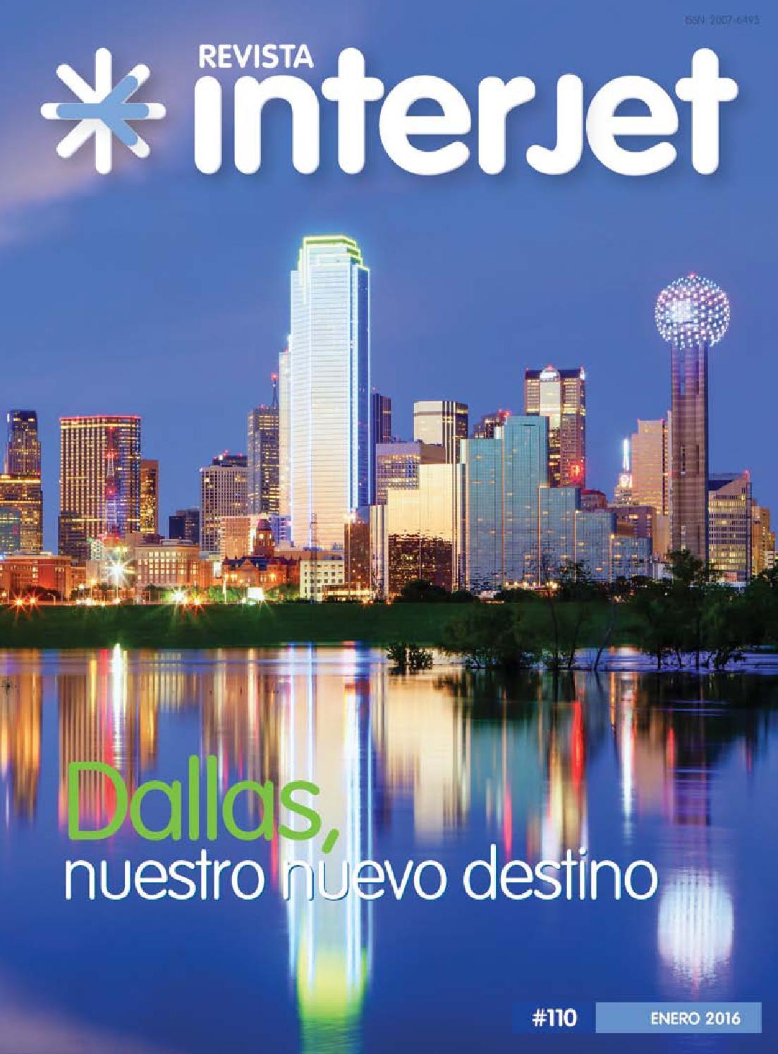 best cheap 27e2b 105f8 Revista Interjet Enero 2016 by Interjet - issuu