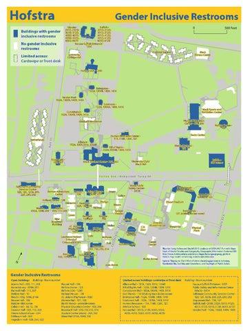 Hofstra University Gender Inclusive Restrooms By Hofstra