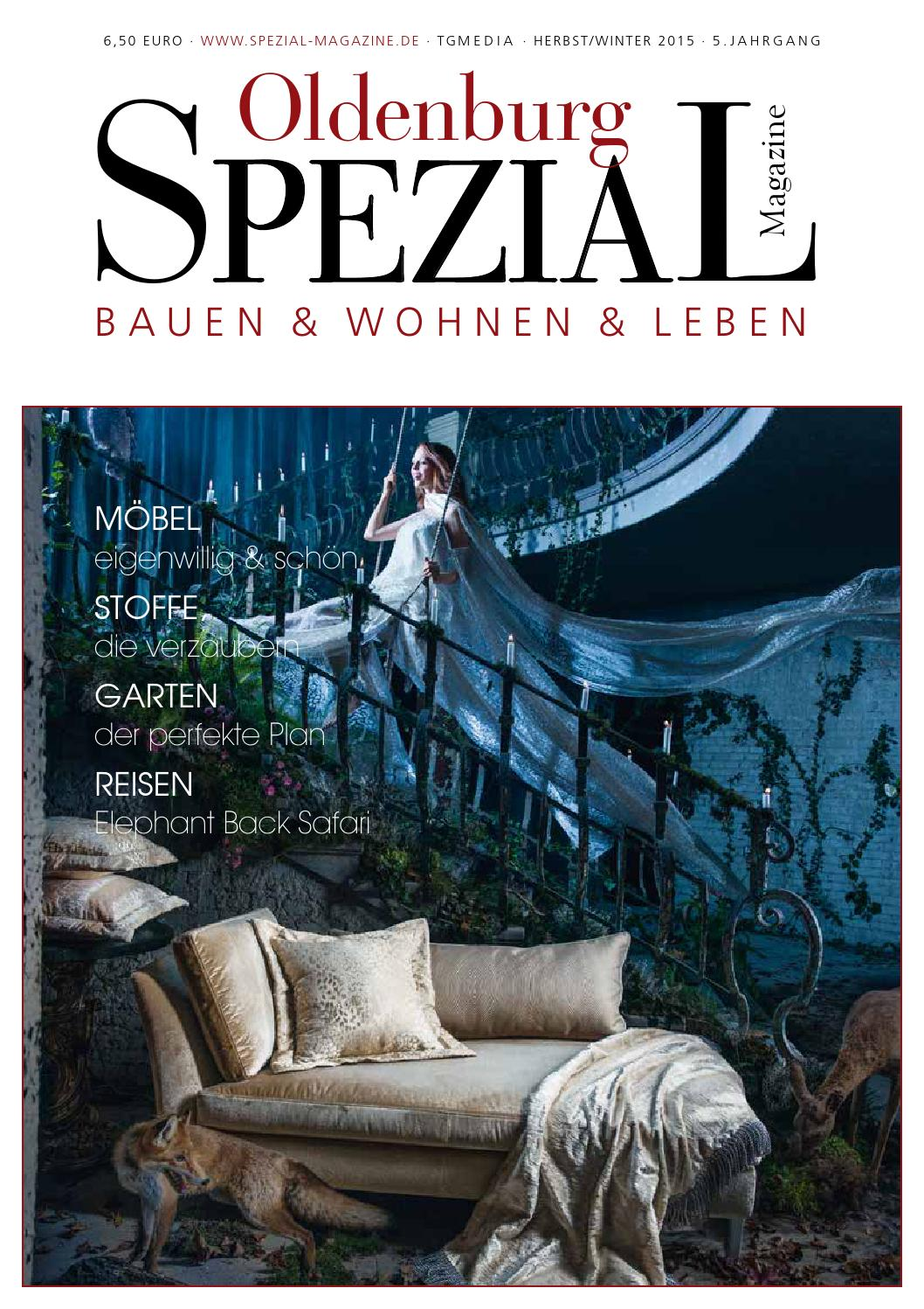 ol spezial bauen wohnen leben by spezial magazine tg. Black Bedroom Furniture Sets. Home Design Ideas