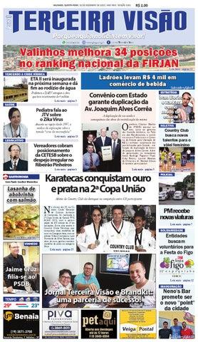 79744bb861a E1191 de 10 12 2015 by Jornal Terceira Visão - issuu