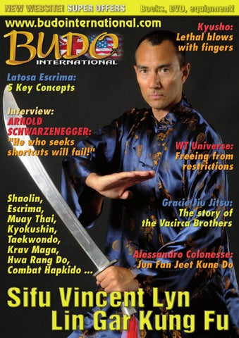 Martial Arts Magazine Budo International 303 January 1