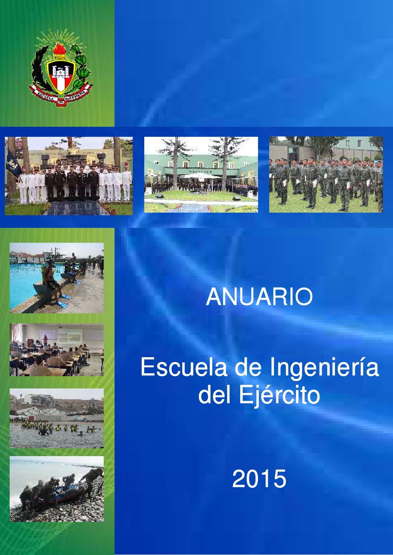 Anuariov2015 by escuela de ingenier a del ejercito issuu for Oficina ing malaga