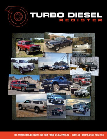 Turbo Diesel Register - Issue 90 by Turbo Diesel Register - issuu