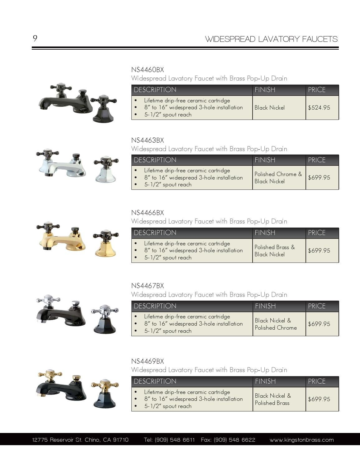 onyx collection price list