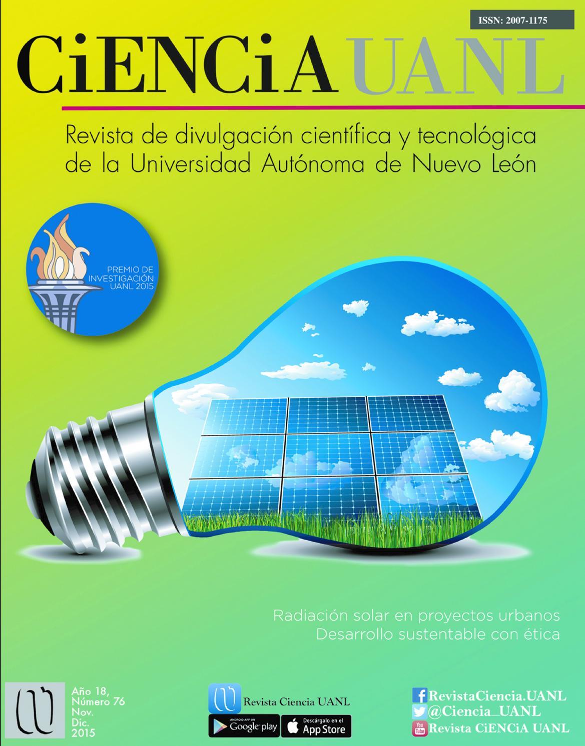 Ciencia UANL 1876 by Rodrigo Soto Moreno - issuu