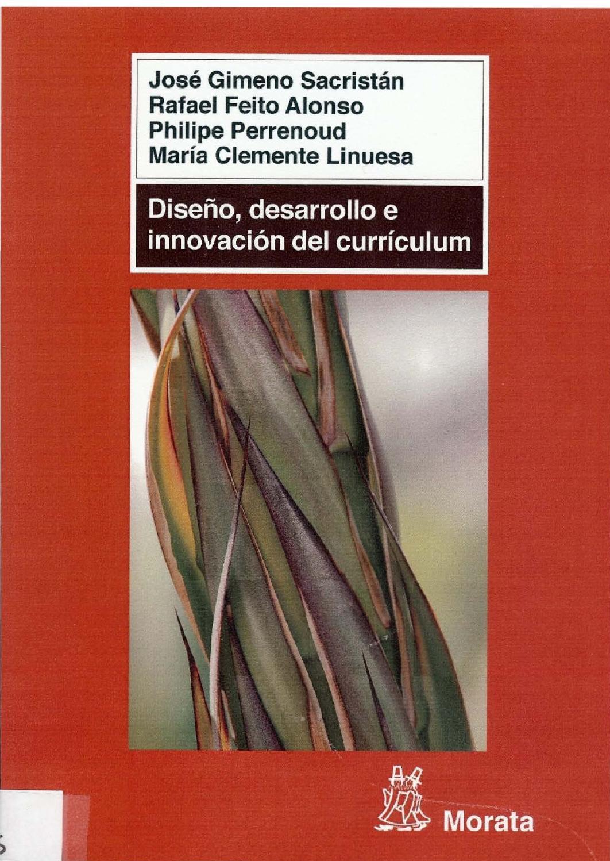 2a diseño y desarrollo curric 2º ocr by Maria José Lora Cuenca - issuu