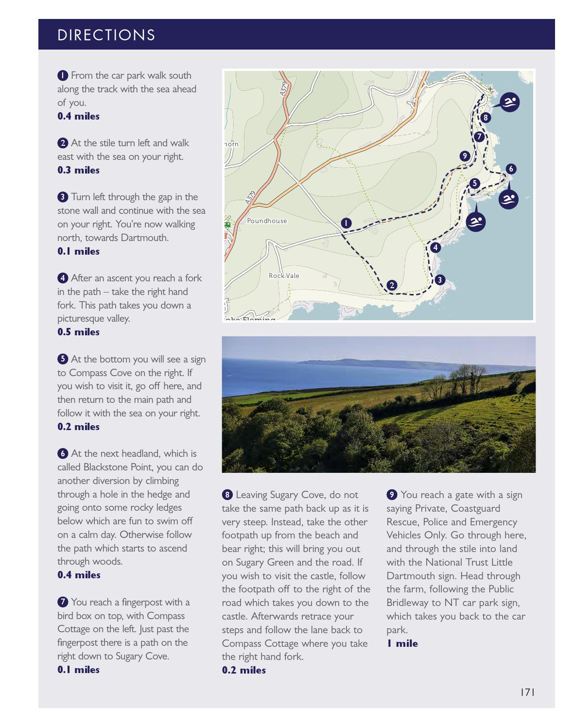 Wild Swimming Walks Dartmoor and South Devon by Wild Things