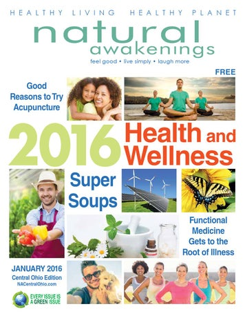 Natural Awakenings Central Ohio - January 2016 issue by NA Central