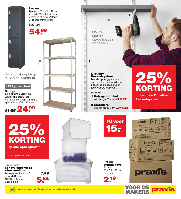 Opbergrek Kunststof Praxis.Praxis Folder Week 2 2016 By Online Folders Issuu
