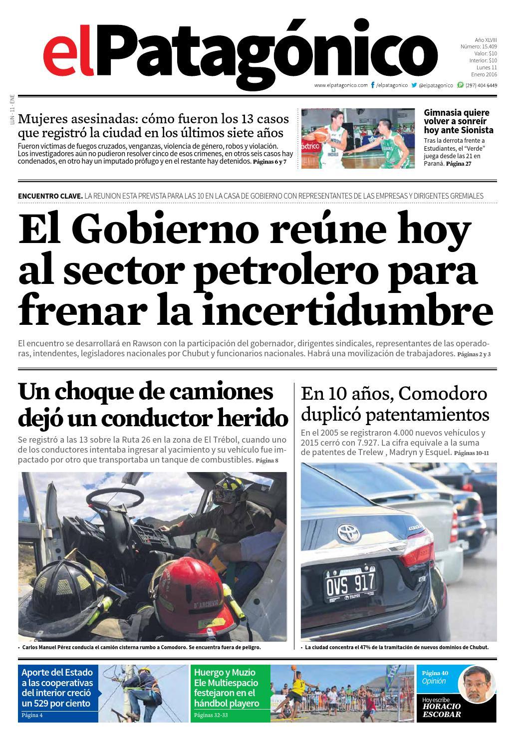 11012016230910012016.pdf by El Patagonico - issuu