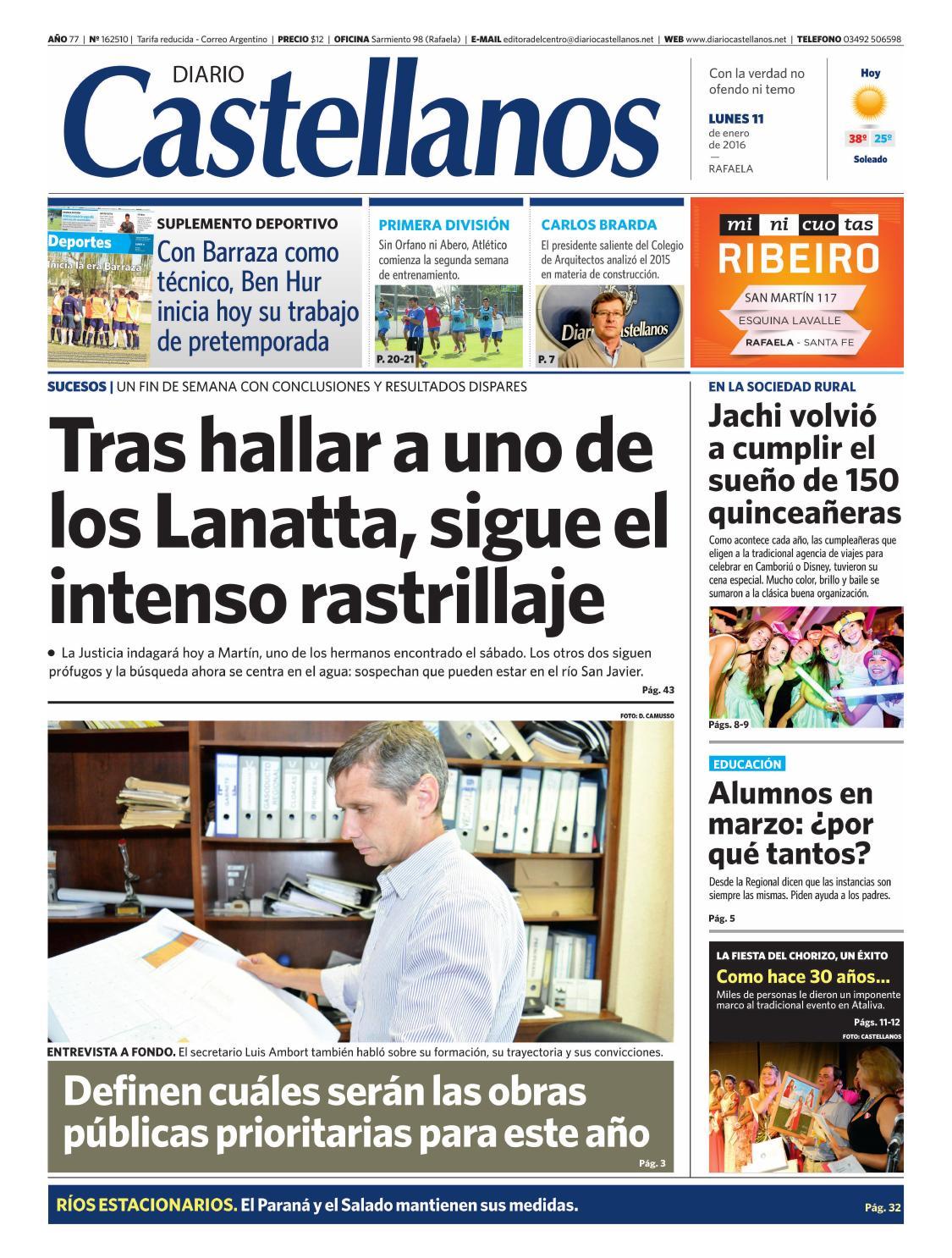 Diario Castellanos 11 01 by Diario Castellanos - issuu