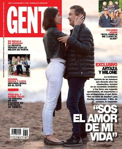 afbe75cf9 Gente Argentina - 05 de Enero 2016 by Jarutka - issuu
